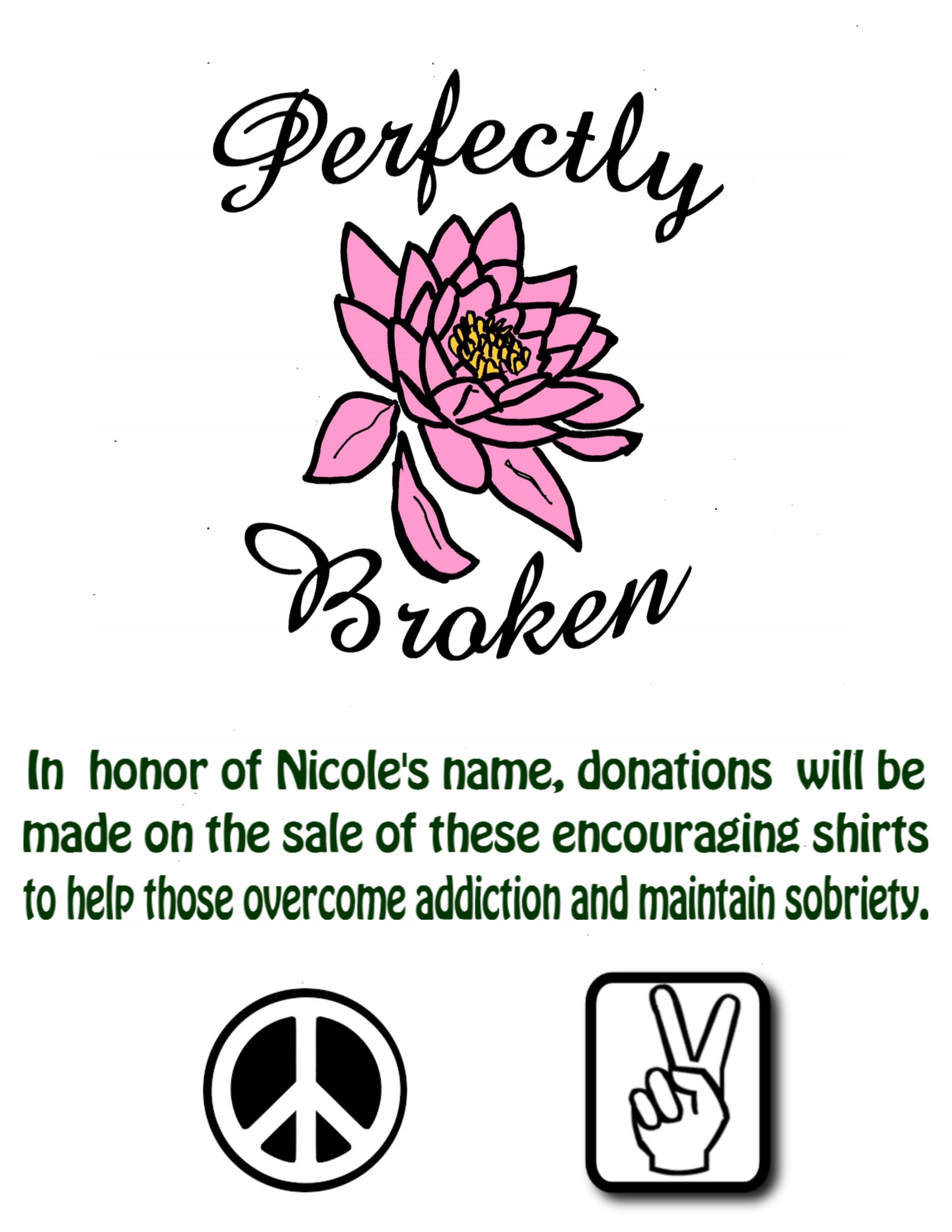 Nicole's Garden ~ Overcome Addiction